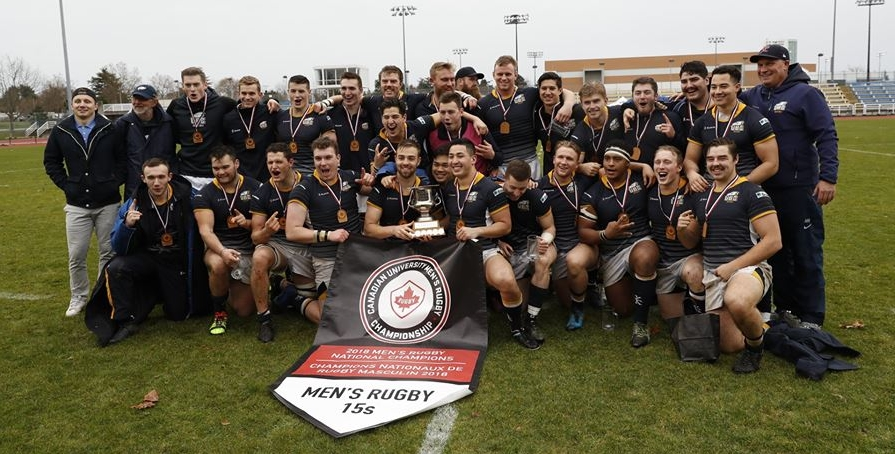 Canadian University  Men's Rugby Championship